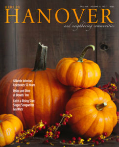 Here in Hanover Cover - Fall 2016