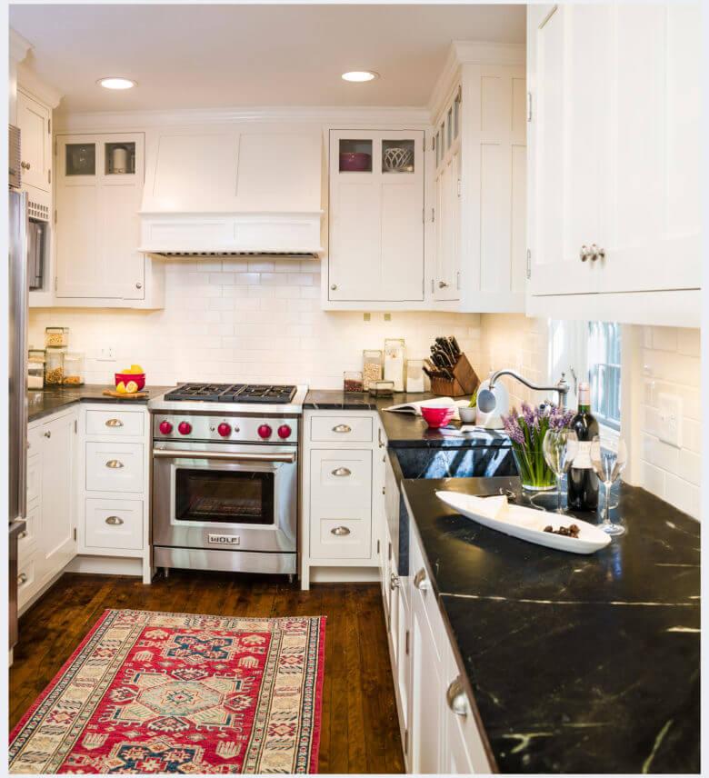 Gilberte Interiors - kitchen design