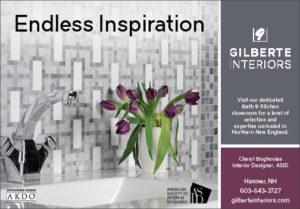 Gilberte Ad - Half Page Bath