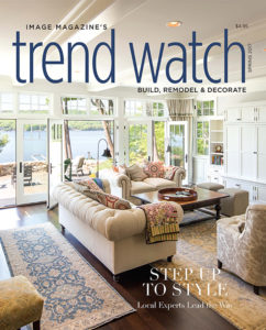 Image Magazine's Trend Watch Spring 2017 issue cover